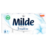 Hartie igienica Milde Strong & Soft - Sensitive 8 role
